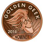 Nominated for the 2014 Golden Geek Award for Best RPG Supplement