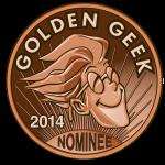 Nominated for the 2014 Golden Geek Award for Best RPG Supplement