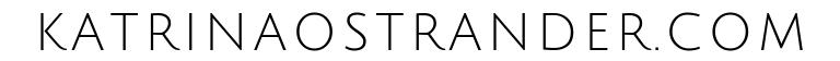KatrinaOstrander.com